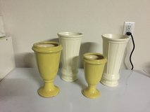 4 vases in Conroe, Texas