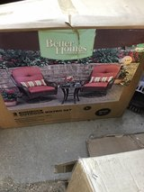 brand new patio set New still wrapped in Fairfield, California