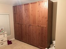 Wardrobe - 2 Units- Craft Storage in Pearland, Texas
