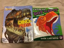 National Geographic Kids Ultimate Dinopedia (HARDCOVER) with puzzle book in Okinawa, Japan