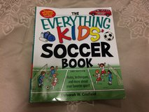 The Everything Kids' Soccer Book; Paperback in Okinawa, Japan