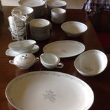 Price Reduced!  Beautiful set of fine china in Ramstein, Germany