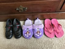 girl shoes 11/12 in Vista, California