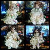 Collectors dolls in Fort Riley, Kansas