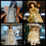 Collectors dolls #2 in Fort Riley, Kansas