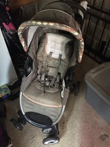 Stroller in Lakenheath, UK