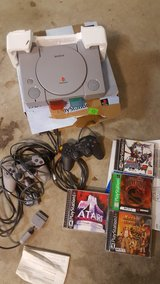 Playstation 1 in Fort Bragg, North Carolina