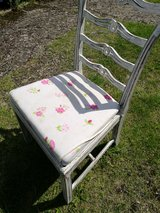 Shabby Chic Bedroom/Bathroom Chair in Lakenheath, UK