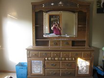 Dresser and Hutch in St. Charles, Illinois