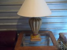 BEAUTIFUL TALL AND HEAVY LAMPS WITH SHADES in Warner Robins, Georgia