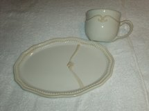 Princess House - Ceramic Soup and Sandwich Tray in St. Charles, Illinois