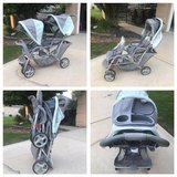 Graco Duo Glider double stroller in Orland Park, Illinois