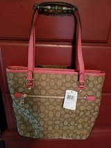 Coach purse in Fort Hood, Texas