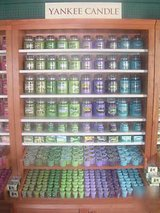 Adjustable Shelving Unit -Yankee Candle Display in Tinley Park, Illinois
