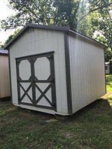 10x12 Utility Style Shed in Murfreesboro, Tennessee