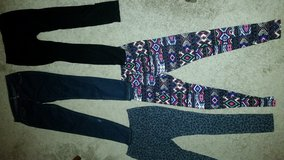 leggings and jeans in 29 Palms, California