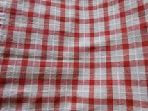 Cafe Curtain Set plaid in Cherry Point, North Carolina