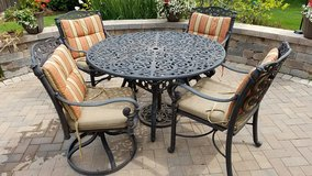 patio furniture in Naperville, Illinois