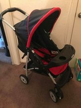Black and Red Stroller New in Fort Bliss, Texas