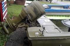 18 ft K- craft fish/duck boat. sell or trade in Fort Campbell, Kentucky