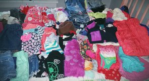 GIRLS 5T CLOTHING *100 PIECES!* in Naperville, Illinois