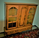 French Bookcase Estimated Circa 1920s30s in Baumholder, GE