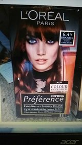 Brand new unopened hair dyes in Lakenheath, UK