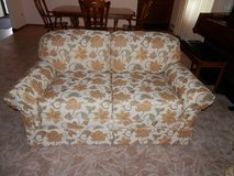 Floral design quality loveseat in Naperville, Illinois