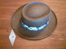 NEW Straw Hat in Fort Rucker, Alabama