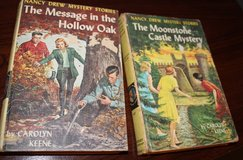 2 Nancy Drew books in Fort Campbell, Kentucky
