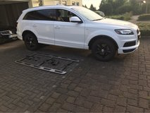 2007-15 AUDI Q7 OEM Running Boards in Ramstein, Germany