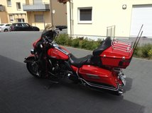 Harley Davidson 2010 in Aviano, IT