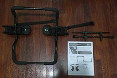 Baby Jogger Car Seat Adaptor with Instructions & Graco Support Bar. Holds: Graco, Peg-Perego, Ch... in Naperville, Illinois