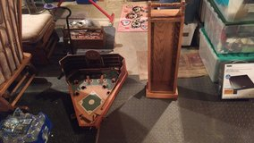 Pinball Baseball and DVD Holder in Bolingbrook, Illinois