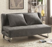 LABORY DAY SALE! UPSCALE QUEEN SOFA BED SLEEPER. COMFORTABLE AND EASY TO CLEAN! in Camp Pendleton, California