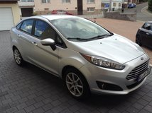 Ford Fiesta SE automatic 2015 in Wiesbaden, GE