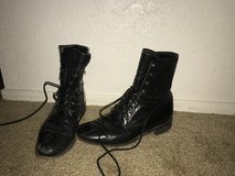 Justin women's boots in Vacaville, California