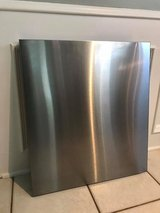 Dishwasher Stainless Steel Replacement Front Panel -Panel Only! in CyFair, Texas