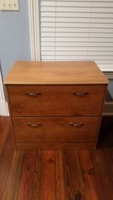 Wood File Cabinet, 2dr lateral in Hinesville, Georgia