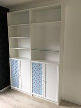 Office cabinet withe from IKEA in Ramstein, Germany