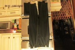 "Womens Black Slacks By ""Fundamental Things"" - Size 18 - Gently Worn in Houston, Texas"
