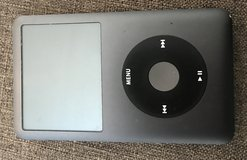 Black iPod classic in Travis AFB, California