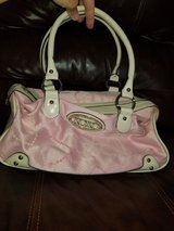 Pink purse in Spring, Texas