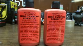 New Hide Tanning Formula in Fort Leavenworth, Kansas