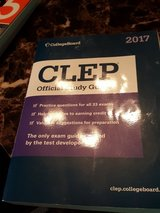 CLEP study guide in Fort Leavenworth, Kansas