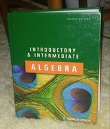 Introductory & intermediate algebra in Fort Rucker, Alabama