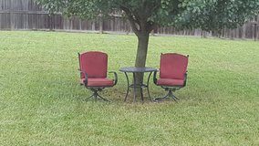 Small Bistro Set, table & chairs in Clarksville, Tennessee