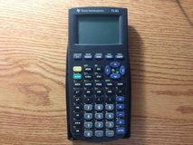 Texas Instrument TI-83 Plus Graphing in Lockport, Illinois