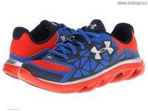 NEW Under Armour Spine Surge Spiderman Shoes Youth Size 7Y in Hinesville, Georgia