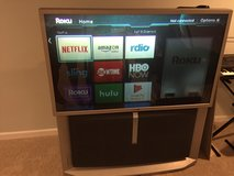 "FREE Rear Projection 50"" TV in Naperville, Illinois"